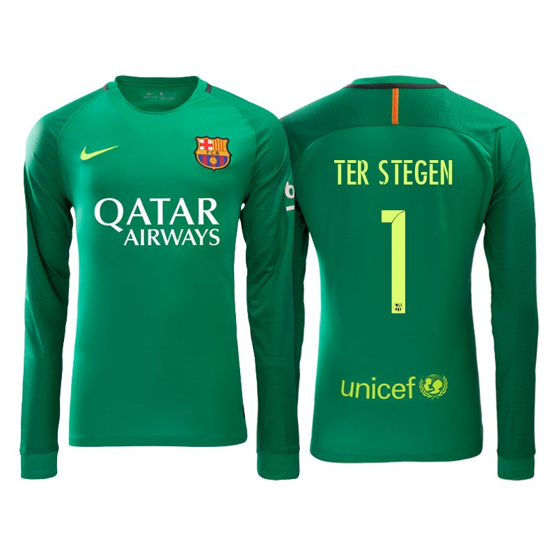 huge selection of e1a91 91bd7 37 Sale Uniform Goalkeeper Discounts Barcelona Up To ...