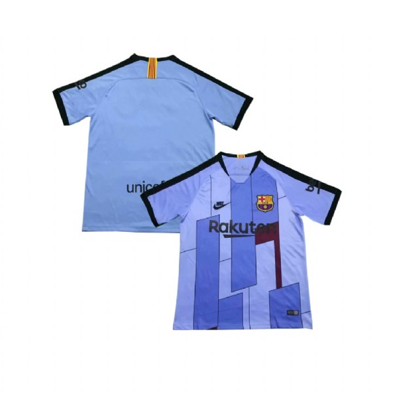 finest selection 6dc98 d0549 Barcelona Limited Edition Blue Authentic Jersey