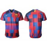 2018/19 Barcelona 20th Anniversary Stadium Soccer Jersey