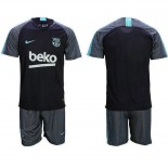 2018/19 Barcelona Black Training Jersey