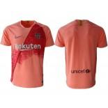 2018/19 Barcelona Third Pink Jersey