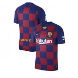 2019/20 Barcelona Home Blue Red Replica Jersey