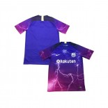 Barcelona Limited Edition Royal Purple Authentic Jersey