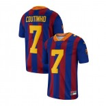 Barcelona Philippe Coutinho #7 Blue Red Limited Edition Authentic Jersey