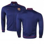 Nike Barcelona Dark Blue N98 Authentic Full-Zip Track Jacket