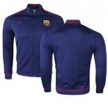 Nike Barcelona Dark Blue N98 Authentic Full-Zip Track Jacket