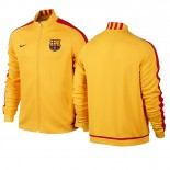 Nike Barcelona Gold N98 Authentic Full-Zip Track Jacket