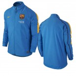 Nike Barcelona Light Blue N98 Authentic Full-Zip Track Jacket